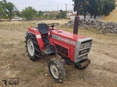Trator Shibaura SL1643