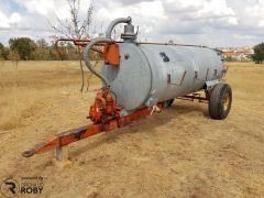 Cisterna SAMAS 3000L