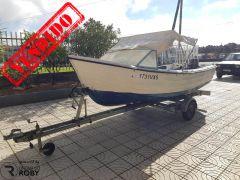 Barco / Embarcação de recreio Fibramar