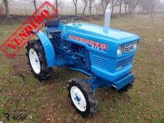 Trator Hinomoto E14D
