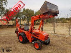 Trator Kubota B20