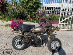 Honda Monkey Gold