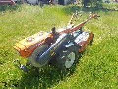 Motocultivador Kubota K9