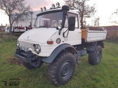 Mercedes Unimog 406 Diesel