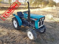 Trator Satoh ST-1510d