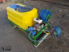 Pulverizador / Atomizador 400L