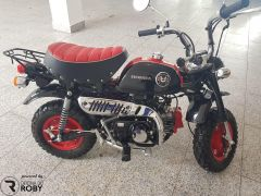 Honda Monkey 50 Kumamon