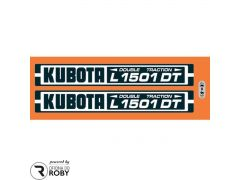 Autocolantes Kubota L1501DT