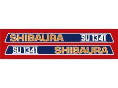 Autocolantes Shibaura