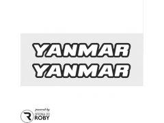 Autocolantes Yanmar AF-17