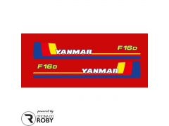 Autocolantes Yanmar F16D